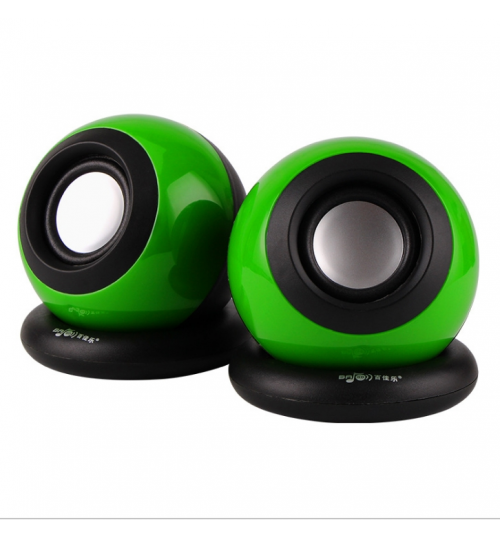 Stereo Multimedia Speaker USB 2.0 3.5mm