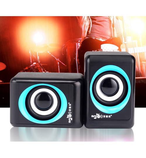 Stereo USB Speaker 3.5mm