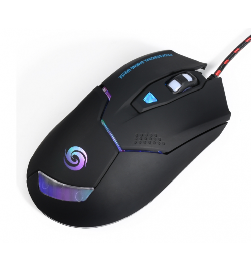 RGB Backlight USB Optical Gaming Mouse
