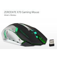 ZERODATE X70 Dual-mode Gaming Mouse 2400DPI