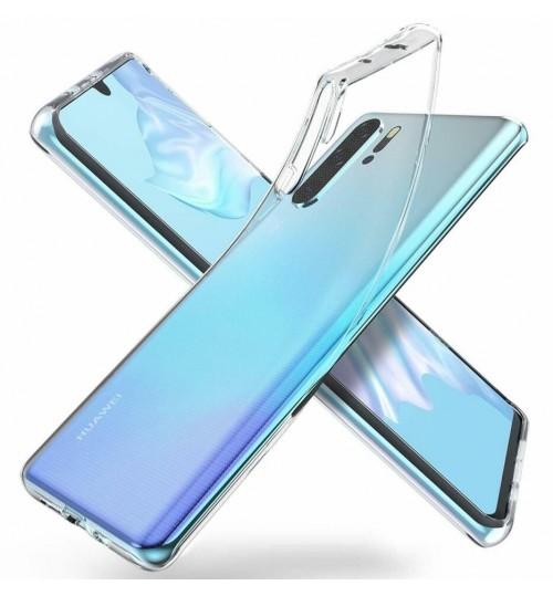 Huawei P30 PRO case clear gel Ultra Thin