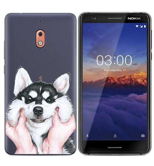 Nokia 2.1 Case Soft TPU printed case