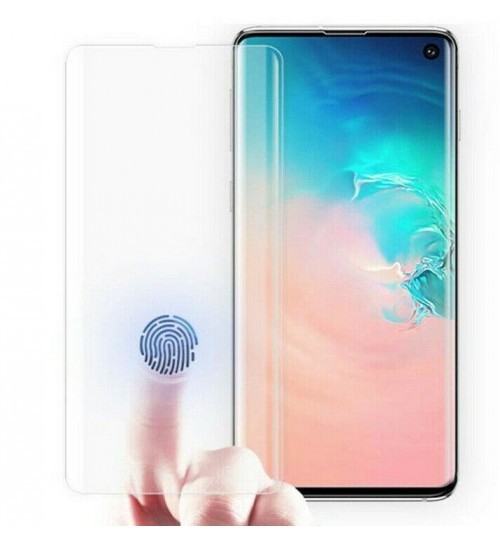 Galaxy S10 PLUS Tempered Glass Screen Protector