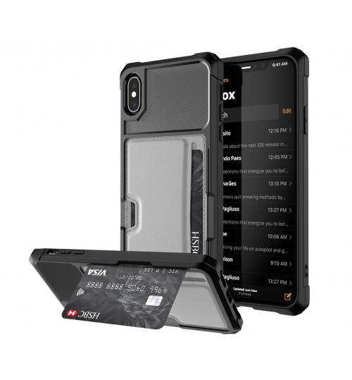iPhone XS Max Case Shockproof Magnetic Case Cover