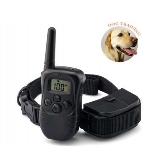 Pet  Dog Training Collar Wirless Boundary containment collar