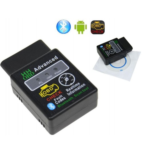 Advance Bluetooth V2.1 HH OBD2 Scanner Code Reader