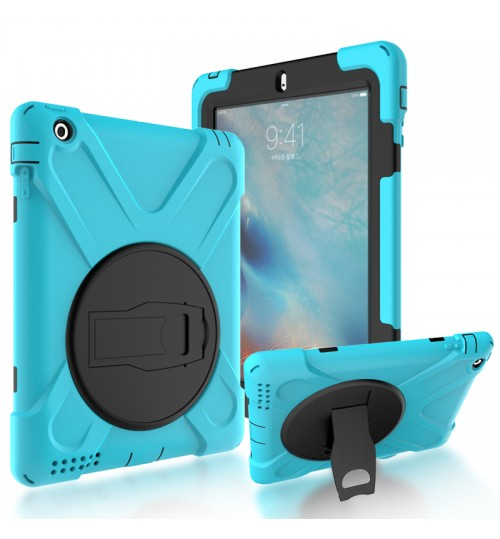 iPad 2 3 4 defender rugged heavy duty case+Pen