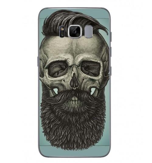 Galaxy S8 case Ultra Slim Soft Gel TPU printed case soft cover