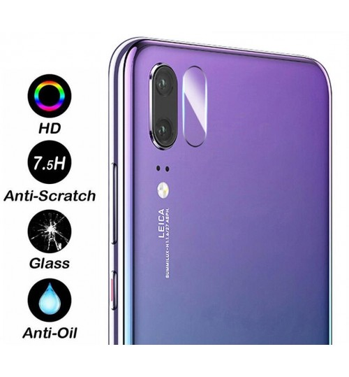 Huawei Y7 Pro 2019 camera lens protector tempered glass 9H hardness HD