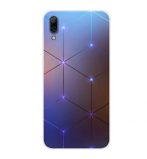 Huawei Y7 Pro 2019 Case Printed Soft Gel TPU Case