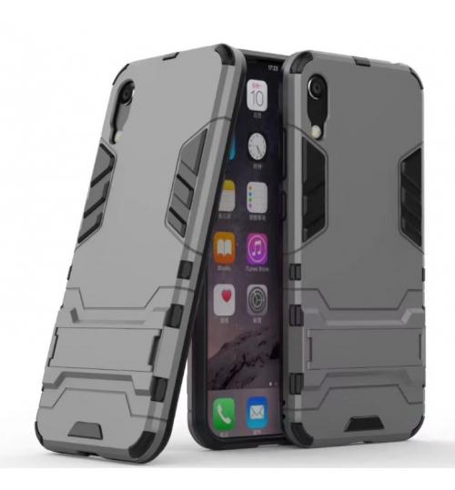 Y6 pro 2019 Case Heavy Duty Hybrid Kickstand