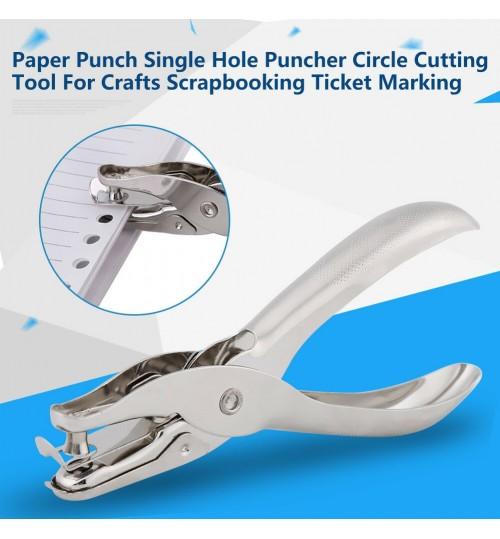 Paper Puncher Ticket Puncher