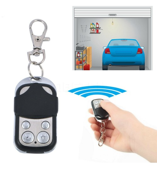 Universal Garage Door Remote Self-Learning