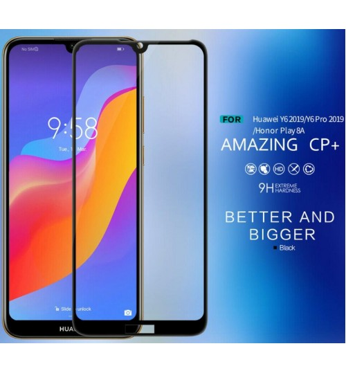 Huawei Y6 Pro 2019 Tempered Glass Screen Protector