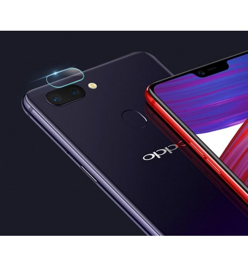 Oppo AX7 camera lens protector tempered glass 9H hardness HD