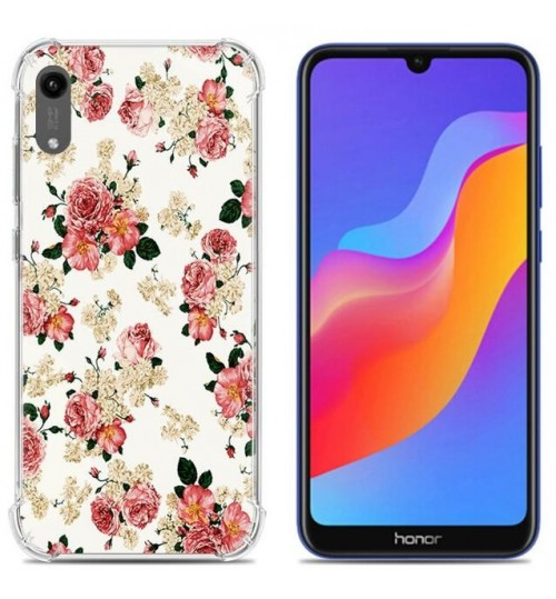 Huawei Y6 Pro 2019 Case Printed Soft Gel TPU Case