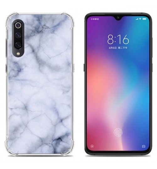 Xiaomi Mi 9 Case Printed Soft Gel TPU Case