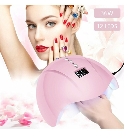 36W Led Nail Dryer UV lamp