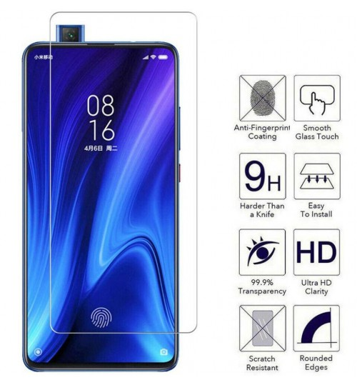 Xiaomi Mi 9T Tempered Glass Screen Protector