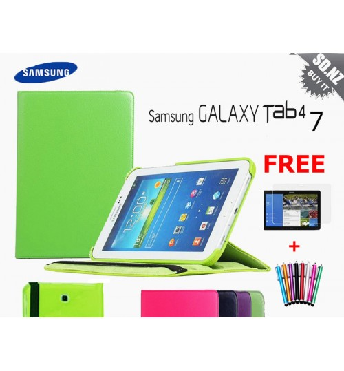 Galaxy Tab 4 7''  Leather Case Samsung