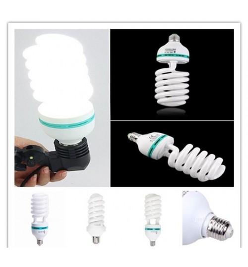 125W Photo Studio Eco Lighting Bulb E27 4000 Lumens 5500K Day Light