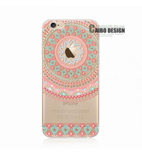 iPhone 7 case Ultra Slim Soft Gel TPU printed case