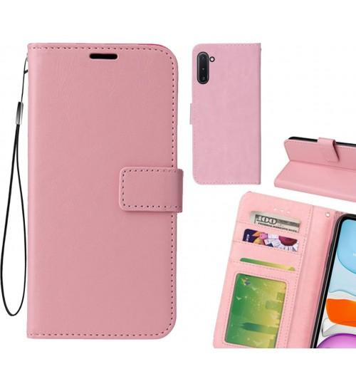 Samsung Galaxy Note 10 case Fine leather wallet case