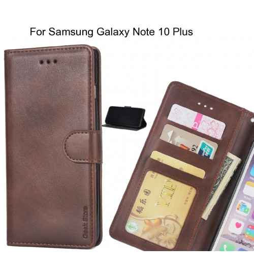 Samsung Galaxy Note 10 Plus case executive leather wallet case