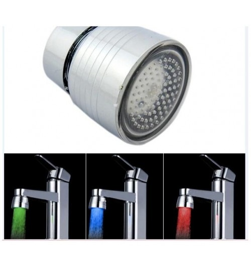 LED Faucet Light Temperature Sensor