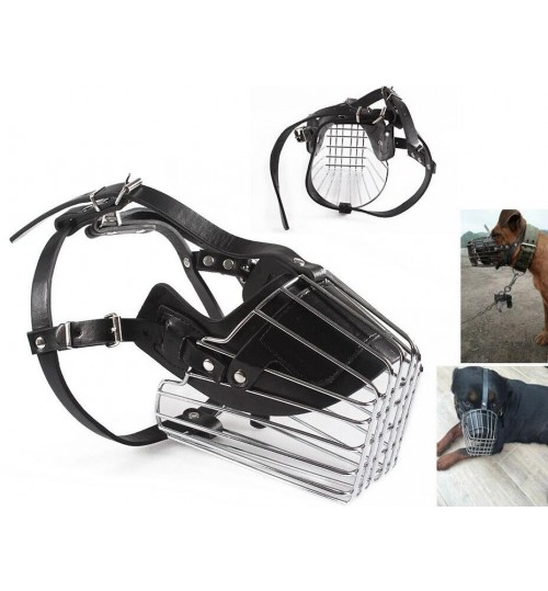 Dog Muzzle Heavy Duty