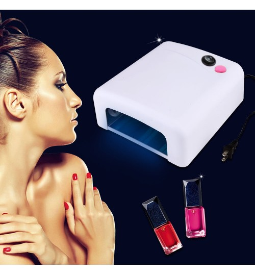 36W Art Acrylic UV Nail Lamp Gel Polish Dryer