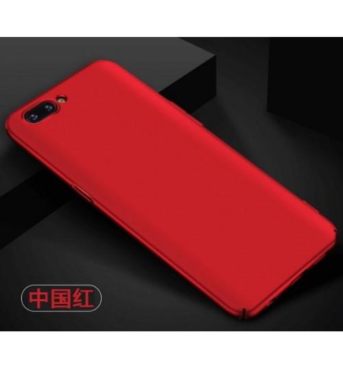 Oppo R11 case Slim hard case +Pen