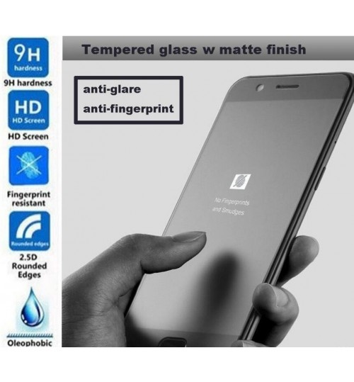 Samsung Galaxy A8 plus 2018 Matte Glass Screen Protector