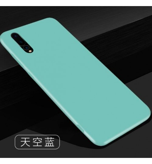 Huawei P20 Pro Case slim fit TPU Soft Gel Case