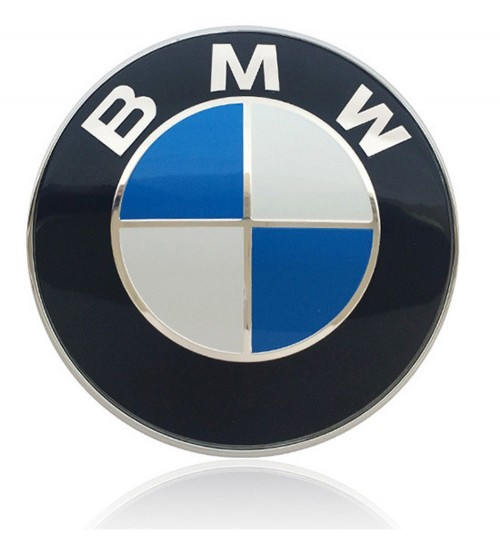 74 mm Badge For BMW