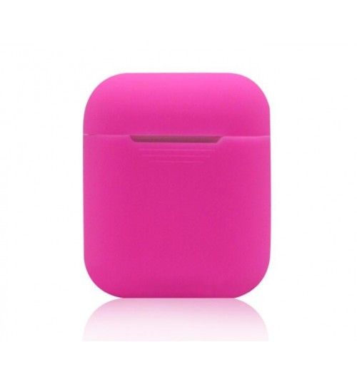 AirPods Case Protect Silicone Cover Skin Earphone Charger Cases