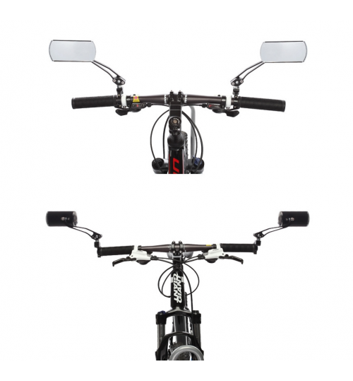 Bike Mirrors , Bike Bicycle Cycling Rear View Mirrors