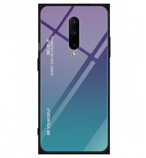 Oneplus 7 Pro Case Gradient Case