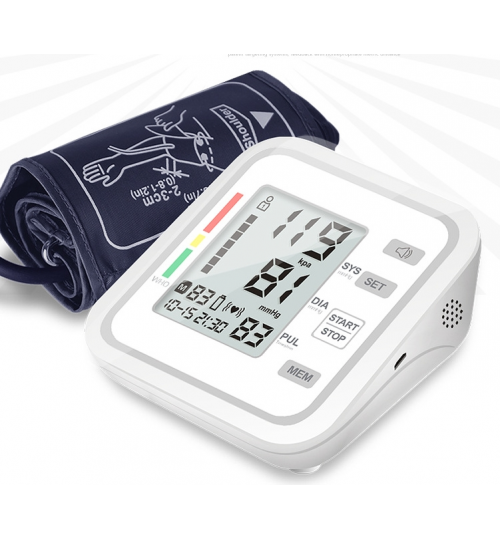 Blood Pressure Monitor Arm Style NEW electronic Blood Pressure monitor