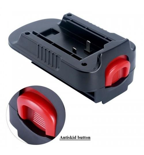 20V Battery Adapter Converter for Black Decker 18V Tools Convert Black Decker
