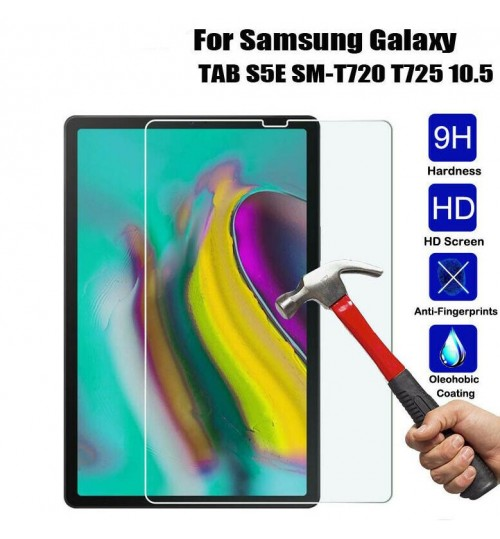 Samsung Galaxy Tab S5e T720 T725 Tempered Glass Screen Protector