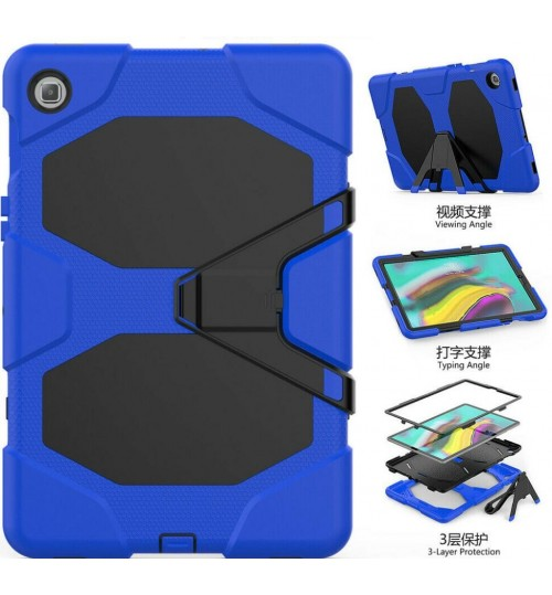 Galaxy Tab S5e 10.5 T720 T725 defender rugged heavy duty case