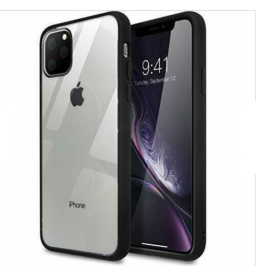 iPhone 11 Pro Max case bumper clear back cover
