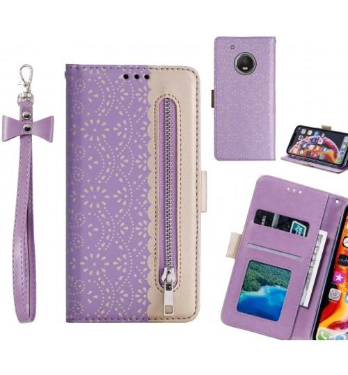 MOTO G5 PLUS Case multifunctional Wallet Case