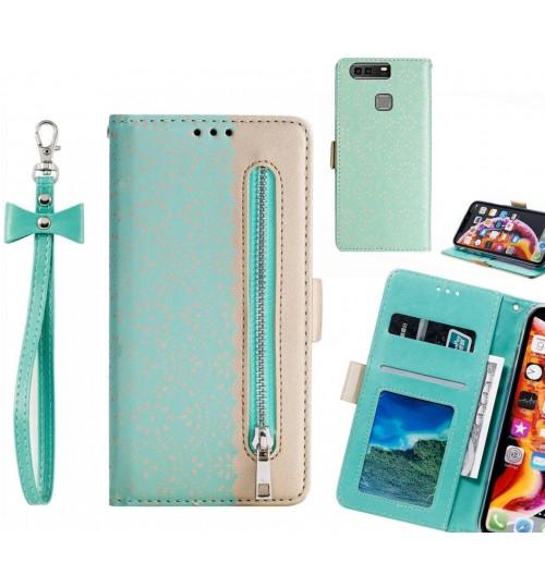 Huawei P9 Plus Case multifunctional Wallet Case