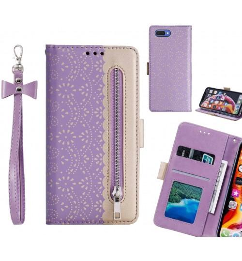 Oppo AX5 Case multifunctional Wallet Case