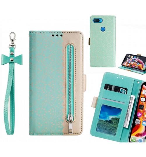 XiaoMi Mi 8 lite Case multifunctional Wallet Case