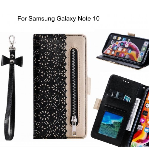 Samsung Galaxy Note 10 Case multifunctional Wallet Case