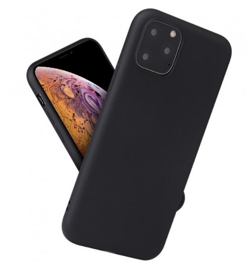 iPhone 11 Pro Max Case slim fit TPU Soft Gel Case