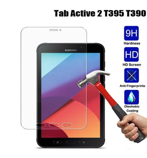 Galaxy Tab Active 2 8 inch Tempered Glass Screen Protector